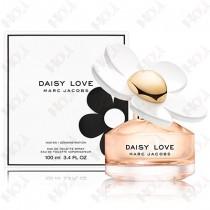 328-720【TESTER包裝】Marc Jacobs Daisy Love 親愛雛菊女性淡香水 100ml ~環保式外盒、有蓋子