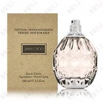 330-46【TESTER包裝】JIMMY CHOO 同名女性淡香水 100ml ~環保式外盒,沒蓋子