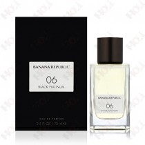 335-270 Banana Republic 06號 Black Platinum 黑鉑金中性淡香精 75ml