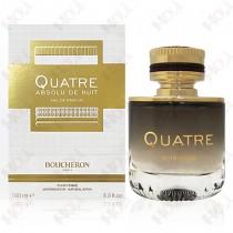 364-166 Boucheron Quatre Absolu De Nuit 伯瓊 夜之環戒女性淡香精 100ml