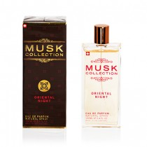 372-332 Musk Collection Oriental Night 迷幻之夜女性淡香精100ml 送372-202 經典黑麝香15ml