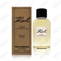 374-422【TESTER包裝】KARL LAGERFELD 拉格斐 巴黎香榭女性淡香精 100ml ~環保式外盒、有蓋子