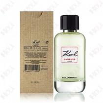 374-453【TESTER包裝】KARL LAGERFELD 拉格斐 日耳曼湖畔男性淡香水 100ml ~環保式外盒、有蓋子