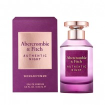 397-263 Abercrombie & Fitch Authentic Night  Woman 真我夜色女性淡香精100ml