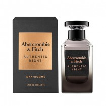 397-348 Abercrombie & Fitch Authentic Night Man 真我夜色男性淡香水 50ml