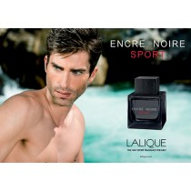 327-134 Lalique Encre Noire Sport 徠儷 黑澤運動男性淡香水100ml