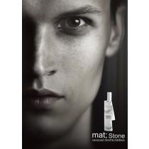 285-917 Masaki Matsushim mat;Stone 松島正樹 大地氣息男性淡香水 40ml 送~同品牌香水針管x1