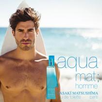 285-504 Masaki Matsushim aqua mat;松島正樹 水能量氣息男性淡香水 40ml 送~同品牌香水針管x1