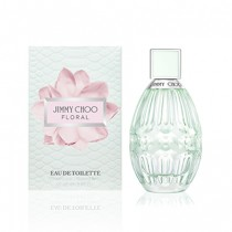 330-299 Jimmy Choo Floral 戀香女性淡香水 60ml  送~隨機試用針管香水