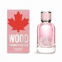 30027-73 DSQUARED2 WOOD 天性女性淡香水 50ml  送~隨機試用針管香水