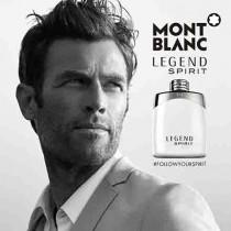 313-322 Mont Blanc Legend Spirit 萬寶龍 傳奇白朗峰男性淡香水 100ml  送 888-2936 萬寶龍傳奇經典小香4.5ml