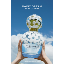 328-195 Marc Jacobs Daisy Dream 雛菊之夢女性淡香水 50ml  送-~隨機品牌針管