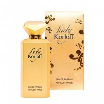 30025-167 Korloff Lady 鎏金神話女性淡香精 50ml