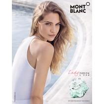 313-421 Mont Blanc Lady Emblem L`Eau 萬寶龍海洋之心女性淡香水 50ml  送~隨機試用針管香水