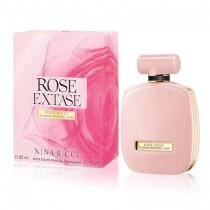 312-262【即期出清 效期2022.1】Nina Ricci Rose Extase 魅惑薔薇女性淡香水 80ml